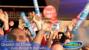 Foto Quintal da Clube com Bruno & Barretto 69