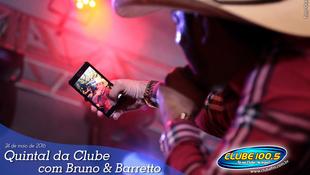 Foto Quintal da Clube com Bruno & Barretto 73