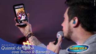Foto Quintal da Clube com Bruno & Barretto 75