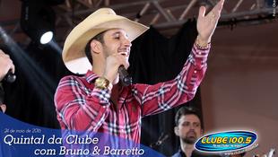 Foto Quintal da Clube com Bruno & Barretto 76