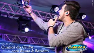 Foto Quintal da Clube com Bruno & Barretto 78