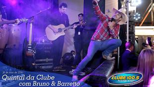 Foto Quintal da Clube com Bruno & Barretto 79