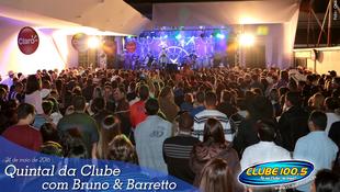 Foto Quintal da Clube com Bruno & Barretto 84