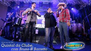 Foto Quintal da Clube com Bruno & Barretto 97