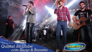 Foto Quintal da Clube com Bruno & Barretto 106