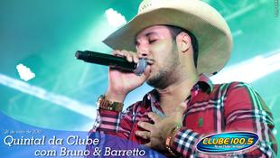 Foto Quintal da Clube com Bruno & Barretto 109