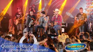Foto Quintal da Clube com Bruno & Barretto 112