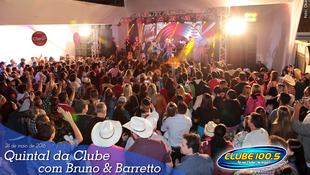 Foto Quintal da Clube com Bruno & Barretto 114