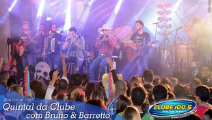 Foto Quintal da Clube com Bruno & Barretto 118