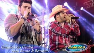 Foto Quintal da Clube com Bruno & Barretto 121