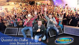 Foto Quintal da Clube com Bruno & Barretto 126