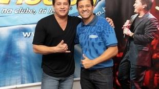 Foto Quintal da Clube com Leonardo 14