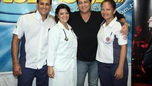 Foto Quintal da Clube com Leonardo 16