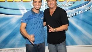Foto Quintal da Clube com Leonardo 17