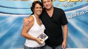Foto Quintal da Clube com Leonardo 23