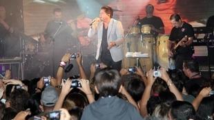 Foto Quintal da Clube com Leonardo 35