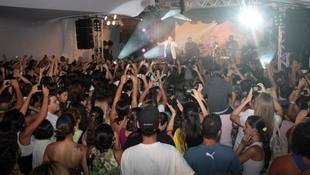 Foto Quintal da Clube com Leonardo 38