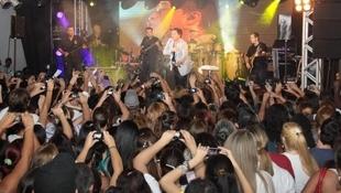 Foto Quintal da Clube com Leonardo 44