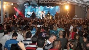 Foto Quintal da Clube com Leonardo 50
