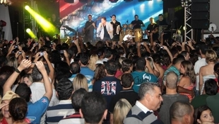 Foto Quintal da Clube com Leonardo 52