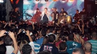 Foto Quintal da Clube com Leonardo 53