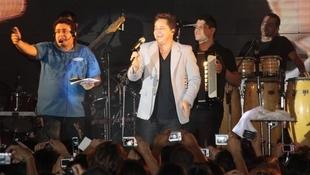 Foto Quintal da Clube com Leonardo 56