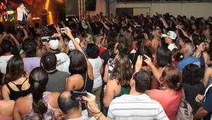 Foto Quintal da Clube com Leonardo 73