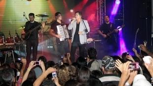 Foto Quintal da Clube com Leonardo 78