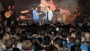 Foto Quintal da Clube com Leonardo 84
