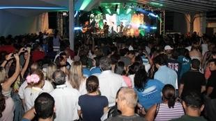 Foto Quintal da Clube com Leonardo 87