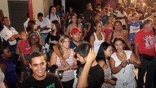 Foto Quintal da Clube com Inimigos da HP 24