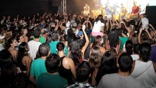 Foto Quintal da Clube com Inimigos da HP 28