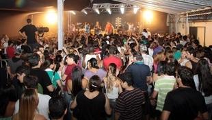 Foto Quintal da Clube com Inimigos da HP 31