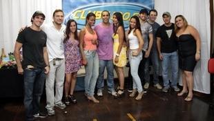 Foto Quintal da Clube com Inimigos da HP 83