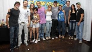 Foto Quintal da Clube com Inimigos da HP 89
