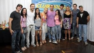 Foto Quintal da Clube com Inimigos da HP 92