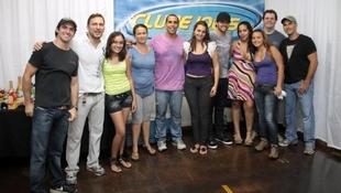 Foto Quintal da Clube com Inimigos da HP 95