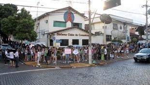Foto Quintal da Clube com Nx Zero 1