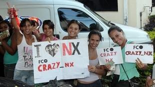 Foto Quintal da Clube com Nx Zero 4
