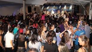 Foto Quintal da Clube com Nx Zero 16