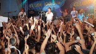 Foto Quintal da Clube com Nx Zero 27