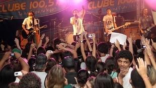 Foto Quintal da Clube com Nx Zero 49