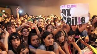 Foto Quintal da Clube com Nx Zero 64
