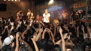 Foto Quintal da Clube com Nx Zero 72