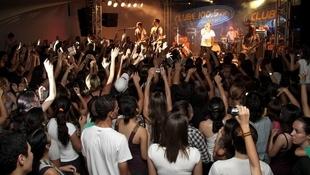 Foto Quintal da Clube com Nx Zero 73