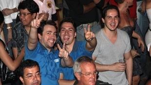 Foto Quintal da Clube com Zezé Di  Camargo & Luciano 36