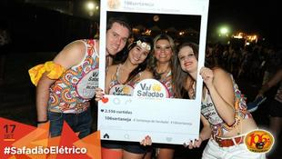 Foto Fotos da galera no #SafadãoElétrico 255