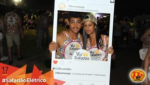 Foto Fotos da galera no #SafadãoElétrico 258
