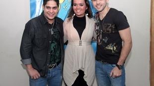 Foto Jorge & Mateus na Abasc 55