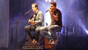 Foto Victor & Léo na Abasc 22